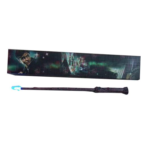 Harry Potter magic wand (luminescence)