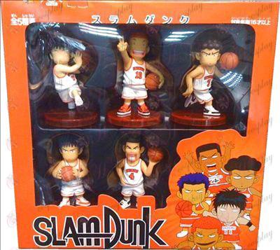 Genuine five base models Slam Dunk Accessories