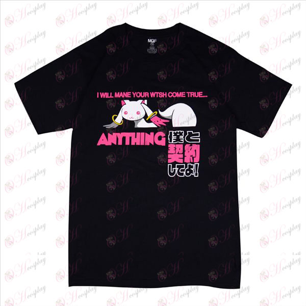 Magical Girl AccesoriosT-shirt (negro)