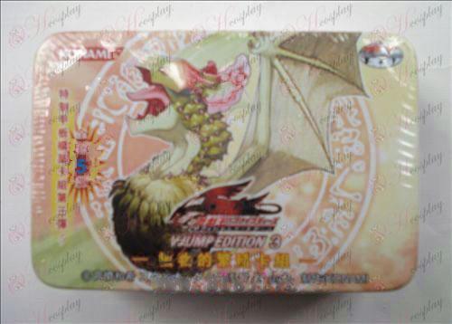 Estaño genuino Yu-Gi-Oh! Accesorios Card (grupo de tarjetas de propagación de plantas)