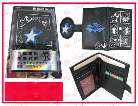 Personality wallet-Lack Rock Shooter Accessories