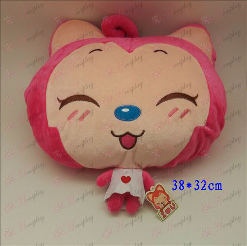 2 # Ali Accessories Plush Shou Wu (Rose)