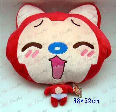 2 # Ali Accessories Plush Shou Wu (small)