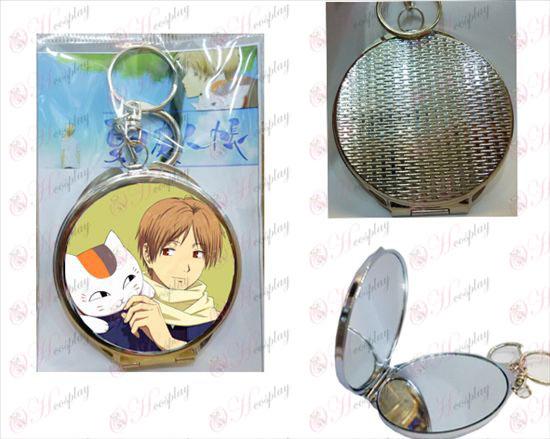 Natsume's Book of Friends Accessories round mirror -3
