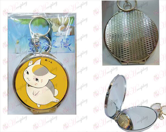Natsume's Book of Friends Accessories round mirror -2