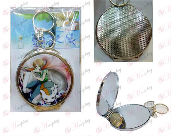 Natsume's Book of Friends Accessories round mirror -1