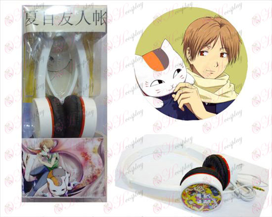 Natsume friends account headphones -3