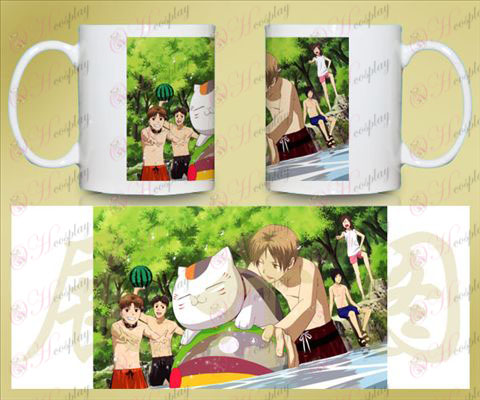 BZ942-Natsume's Book of Friends Accessories anime color mug