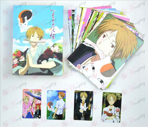 Natsume's Book of Friends Accessories Postcards + Cards