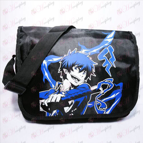 Blue Exorcist Accessories plastic bag gifted Korea