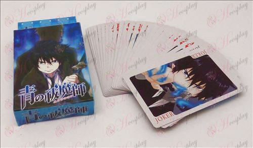 Blue Exorcist Accessories Poker