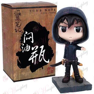 Daomu Accessories stuffy little brother PVC hand to do lecythus