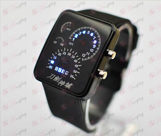 (03) Sword Art Online Accessories-meter dish watch