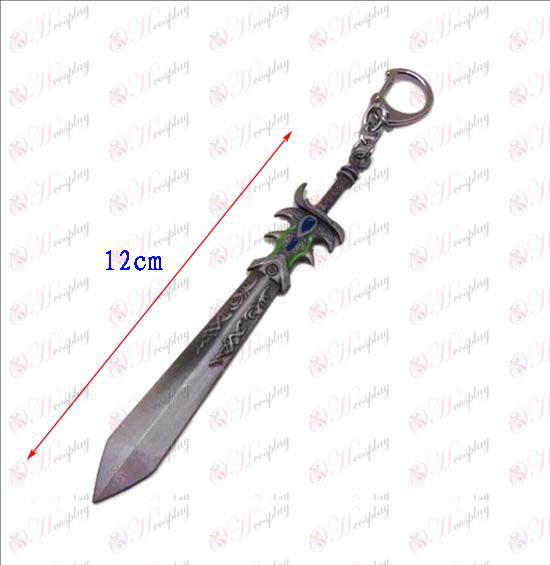 Little League of Legends Accessories knife buckle 3 (gun color)
