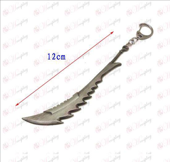 Little League of Legends Accessories knife buckle 2 (gun color)