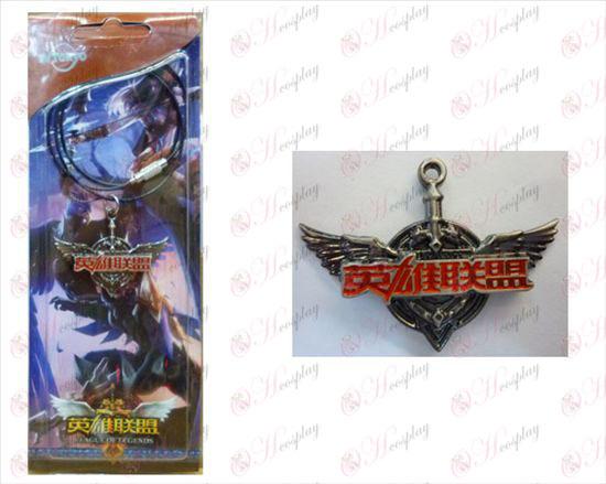 League of Legends Accesorios collar de la insignia