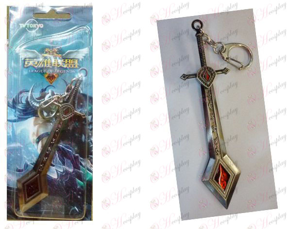 League of Legends Accesorios-trial ángel rebelde - color del arma