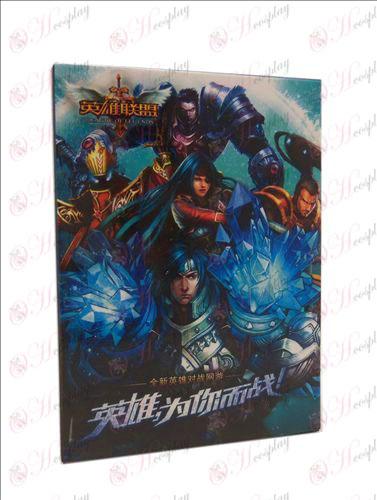 Edición en tapa dura de Poker (League of Legends Accesorios2)