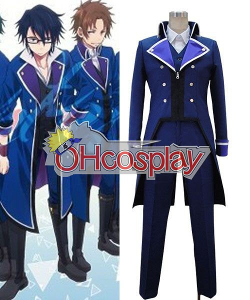 K Organization Cosplay Costume