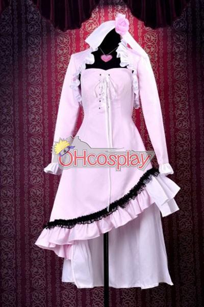 Shugo Chara Kostymer! Tsukiyomi Utau Peformance Cosplay Kostymer