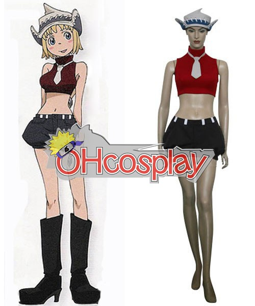 Soul Eater Costumes Paty Tompson Cosplay Costume