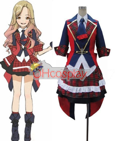 AKB0048 Costumes Tomomi Itano Cosplay Costume