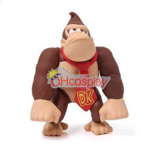 Super Mario Costumes Bros Gorilla Model Doll