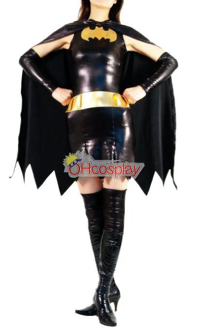 DC Batgirl Traje Cosplay