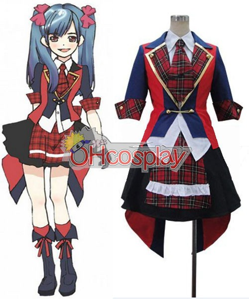 AKB0048 Costumes Watanabe Mayu Cosplay Costume