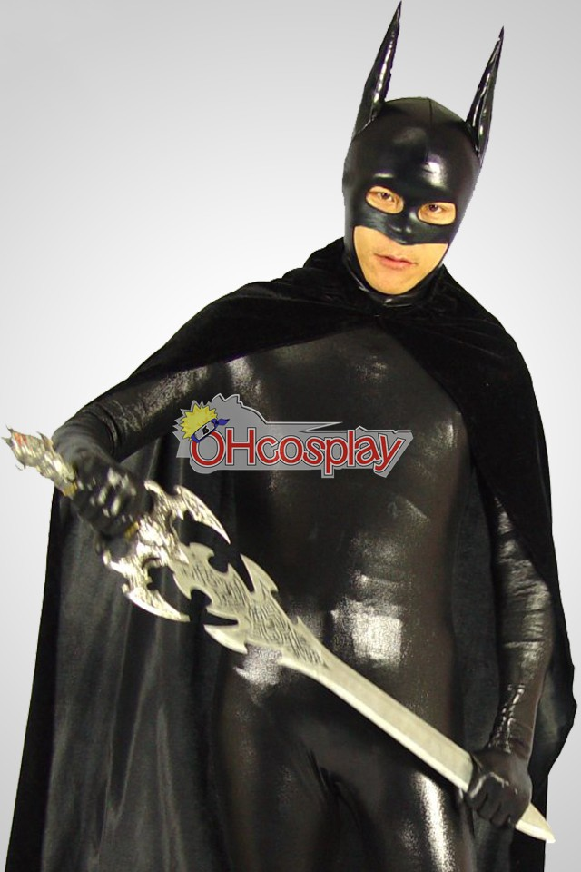 DC Batman cosplay