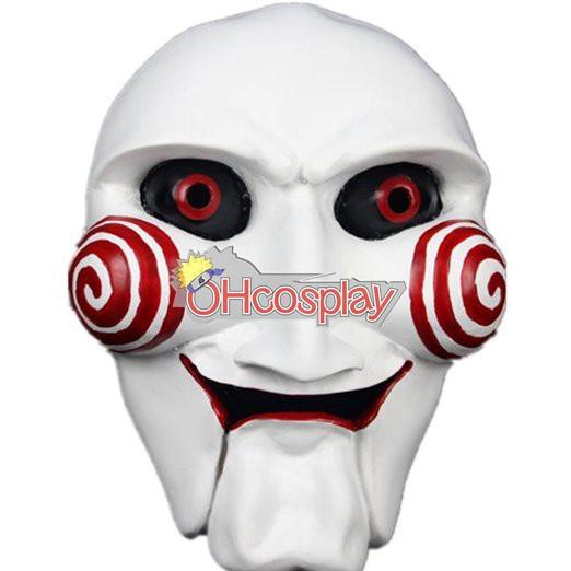 Saw Máscara Cosplay