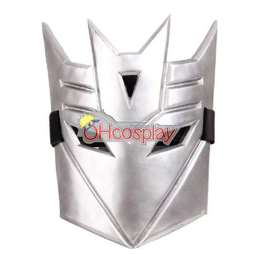 Máscara Transformers Cosplay