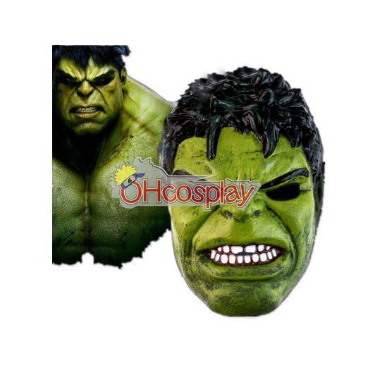 Máscara Hulk Cosplay