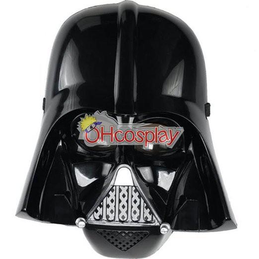 Máscara de Star Wars Darth Vader Cosplay