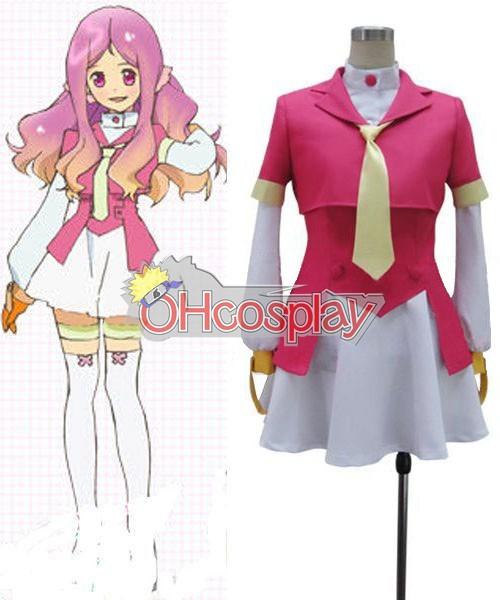 AKB0048 Costumes Mimori Kishida Cosplay Costume