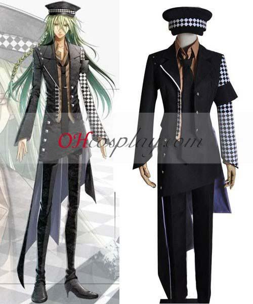 Amnesia Costumes Ukyo Cosplay Costume
