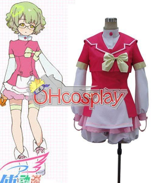 AKB0048 Costumes Suzuko Kanzaki Cosplay Costume