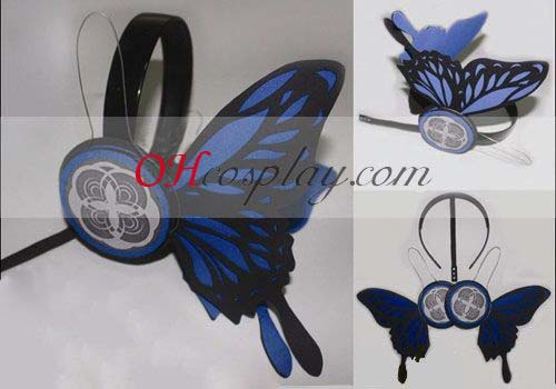 Auriculares Vocaloid Kaito Copslay Red Prop