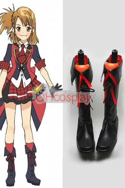 AKB0048 Costumes Yuko Oshima Cosplay Shoes