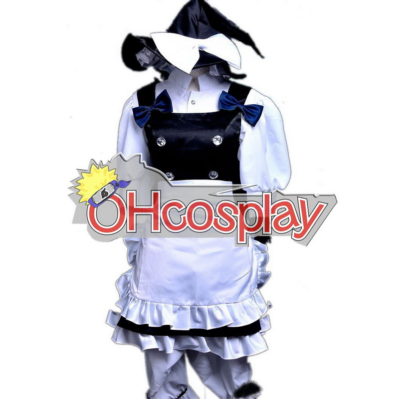 Touhou Project Costumes Scarlet Weather Rhapsody Kirisame Marisa Cosplay Costume