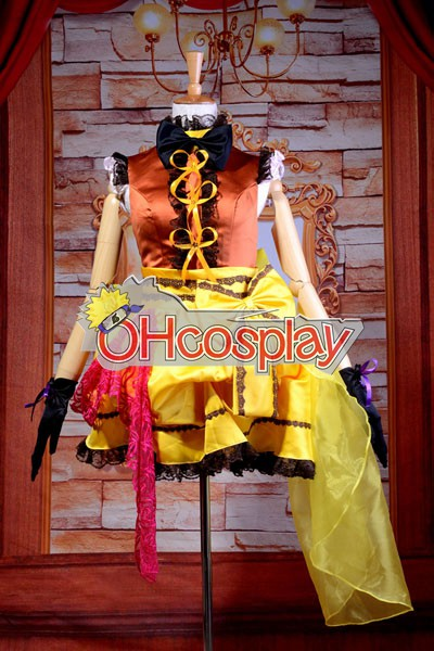 Macross Frontier Costumes Ranka Lee NT Cover Cosplay Costume Deluxe