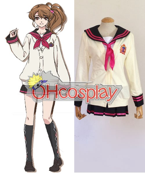 Brother Conflict Costumes Asahina Ema Cosplay Costume