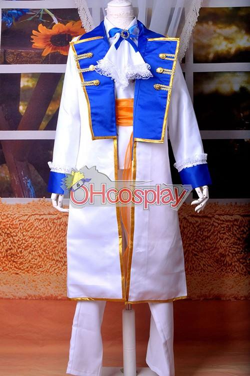 Axis Powers Hetalia Kostymer Austria Uniforms Lolita Cosplay Kostymer