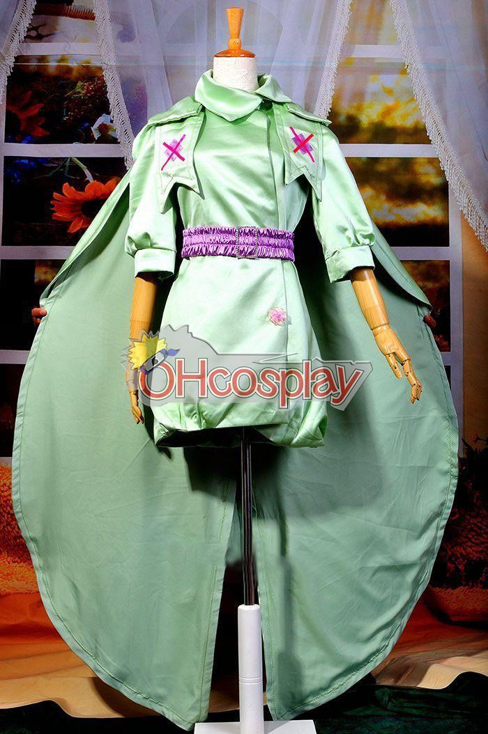 Serie Macross Sheryl MF Conejo blanco lolita cosplay costume