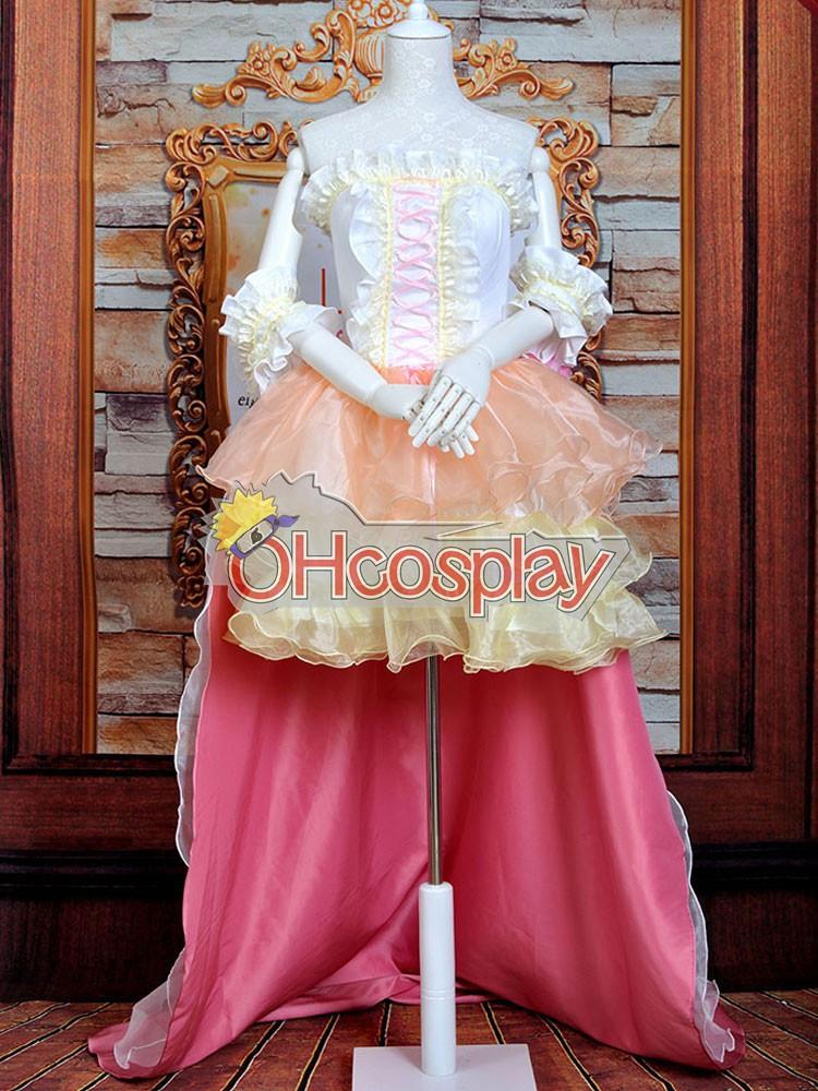 Serie Macross Vestido MF Ranka boda lolita cosplay costume