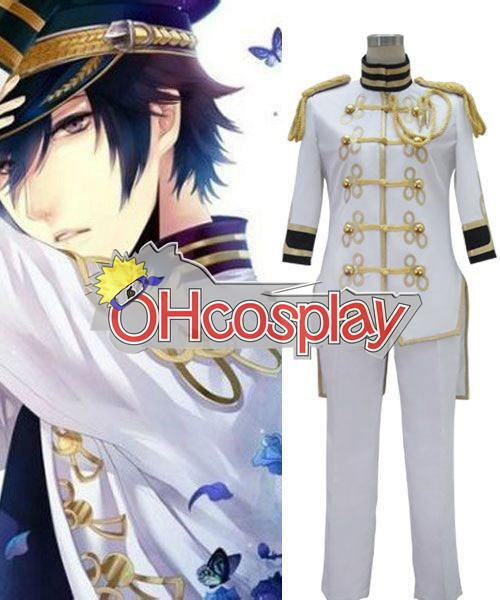 Uta no Prince-sama Costumes Ichinose Tokiya Singing Cosplay Costume