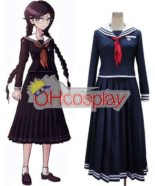 Dangan Ronpa Costumes Touko Fukawa Cosplay Costume