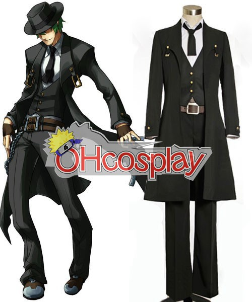 Blazblue Costumes Alter Memory Hazama Cosplay Costume