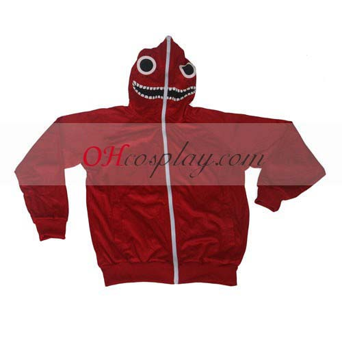Vocaloid Matryoshka Gumi Red Cosplay Costume