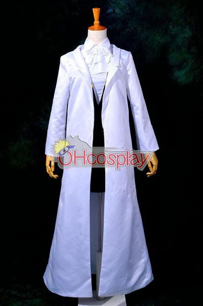 Inu Boku SS-Shirakiin Ririchiyo de alto grado Telas lolita cosplay costume
